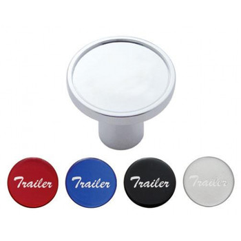 """Trailer Valve Knob w/ Glossy Sticker"