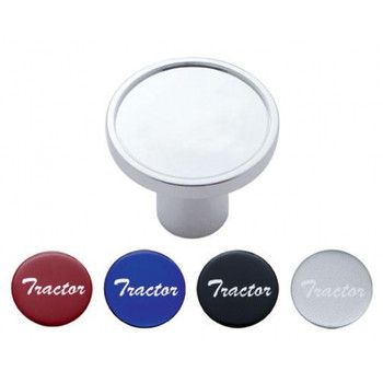 """Tractor"" Air Valve Knob w/ Glossy Sticker"
