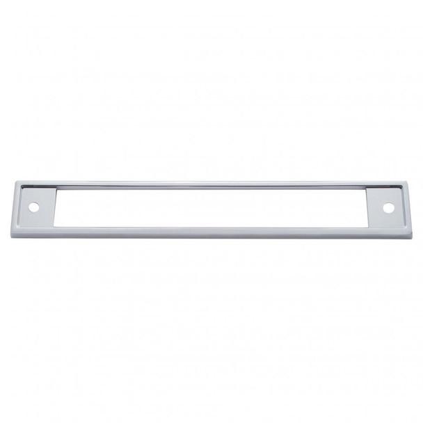 Chrome Kenworth Upper Dash Instrument Panel Trim