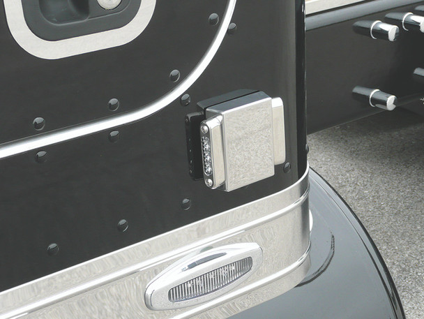 Double Sided Square Side Signal Light