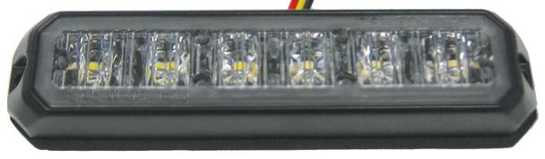 LED Warning Light - 19 Patterns