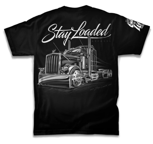 KW Movin'... Stay Loaded T-Shirt