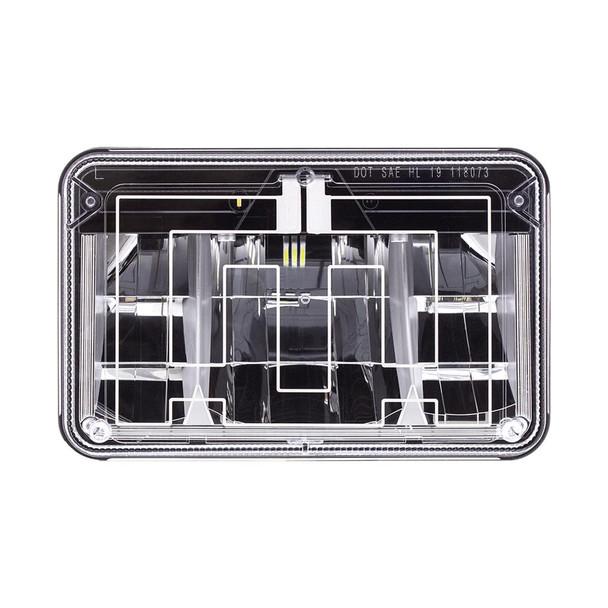 "ULTRALIT - Heated 4"" X 6"" LED Headlight"
