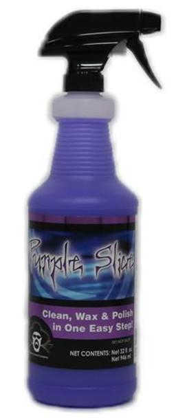 Purple Slice - The Ultimate Finish