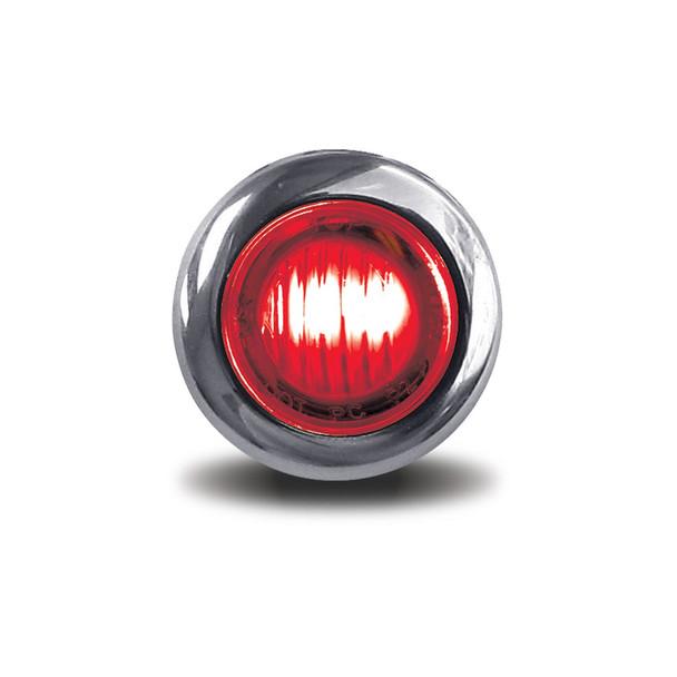 Mini Button Red LED