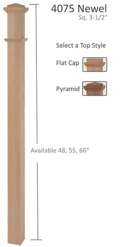 4075 box newel