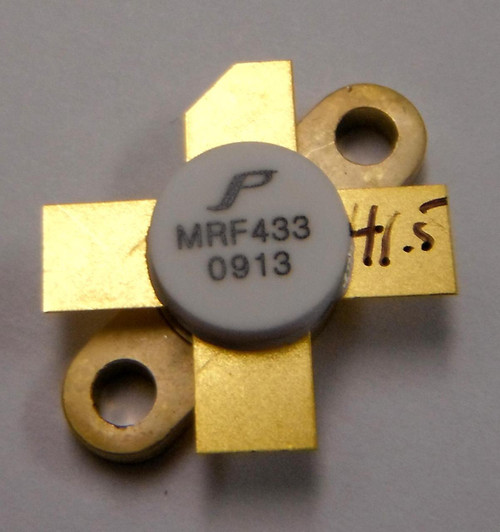 MRF433 ------CALL FOR LEADTIME