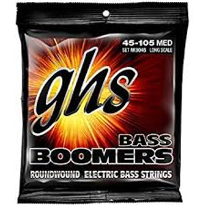 GHS BASS BOOMERS #M3045 (45-105)