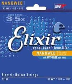 Elixir Nickelplated Steel Custom LTS. (9-46)