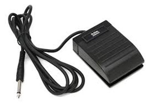 On Stage KSP20 Keyboard Sustain Pedal W/ Polarity Switch