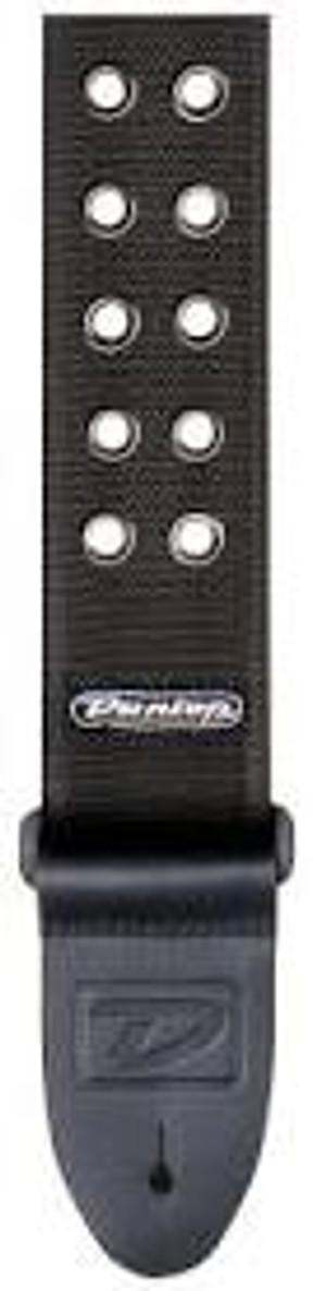 Dunlop Black Grommet Strap