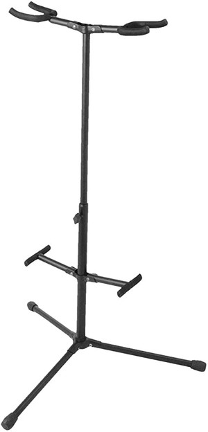 On Stage Double Guitar Stand GS7255