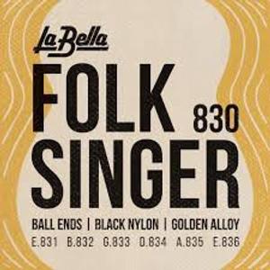 La Bella Folk Singer Ball End