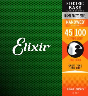Elixir 45-100 Bass Strings