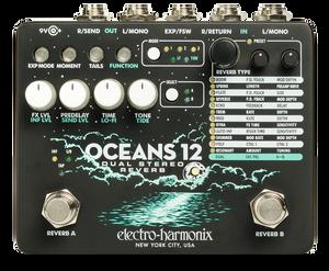 Electro Harmonix Oceans 12