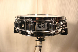 CB Chrome 14X3 Piccolo Snare Drum (Used)