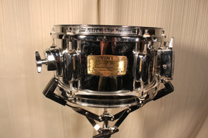 Mapex Pro Series Chrome Popcorn 10X5 Snare Drum (Used)