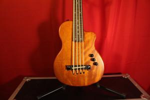 Goldtone ME-Bass/FL Micro Bass w/ Gig Bag  (Used)