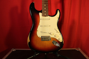 "Custom Parts ""Fender"" Stratocaster Relic (Used)"
