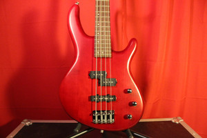 Cort Action Bass Plus (Trans Red)