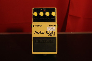 Boss AW-2 Auto Wah (Used)