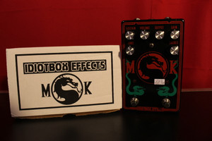 Idiotbox Effects M & K Fuzz (Used)