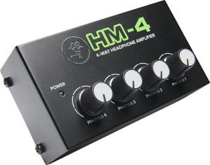 Mackie HM-4 Headphone Amplifier