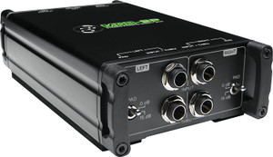 Mackie MDB-2P Stereo Direct Box
