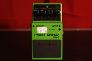 Boss PH-3 Phase Shifter (Used)