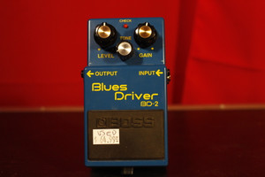 Boss BD-2 Blues Driver (Used)