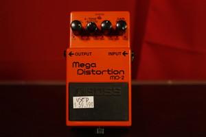 Boss Mega Distortion MD-2 (Used)