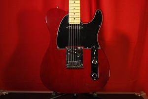 2011 Fender Telecaster Wine Red w/ Tweed Case