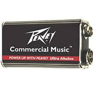 Peavey 9 Volt Battery