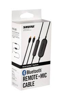 Shure Bluetooth Remote/Mic Cable