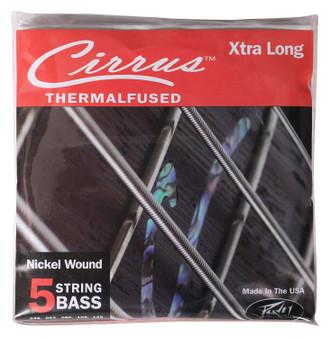 Peavey Cirrus Xtra Long 5 String Bass (45-125)