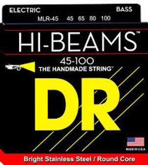 DR HI-BEAM MLR-45 BASS STRINGS (45-100)
