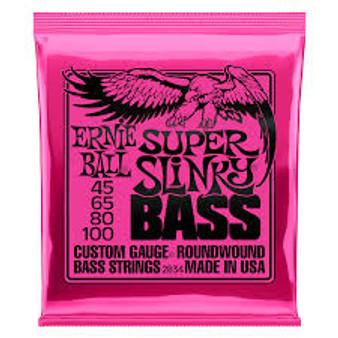 Ernie Ball Super Slinky 45-100 Bass