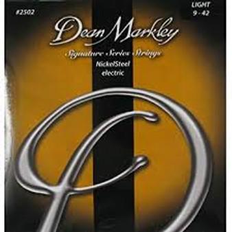 Dean Markley Signature Series Lights 9-42 #2502