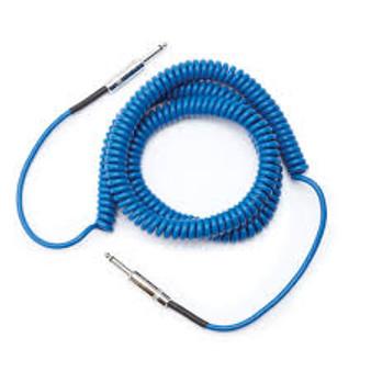 Daddario Coiled Cable Blue