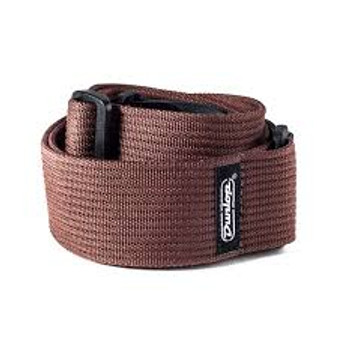 Dunlop Brown Cotton Strap