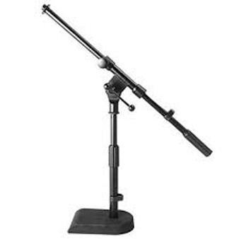 On Stage MS7920B Bass Drum Mic Stand w/boom