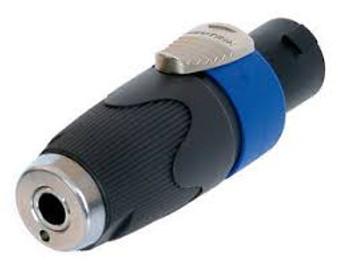 Neutrik NA4LJX Adapter Jack 2 Pole