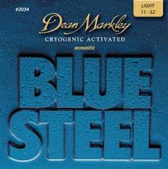Dean Markley Blue Steel 11-52