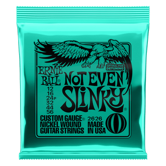 Ernie Ball Not Even Slinky (12-56)