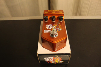 Visual Sounds Angry Fuzz Octave (Used)