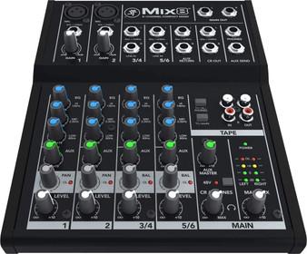 Mackie Mix 8 Compact Mixer