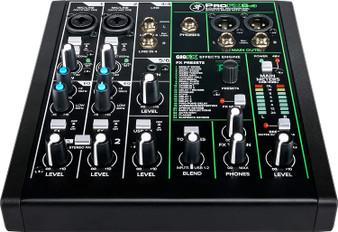 Mackie ProFX6v3 Professional Mixer