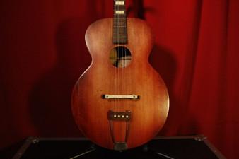 Chase Tenor Guitar (Local Custom Build) w/ Case
