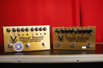 Visual Sound Dual Tap Delay (Used)