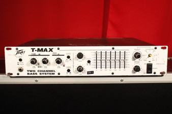 Peavey T-Max Two Channel Bass System Head (Used)